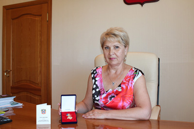 Татьяна Кабаргина