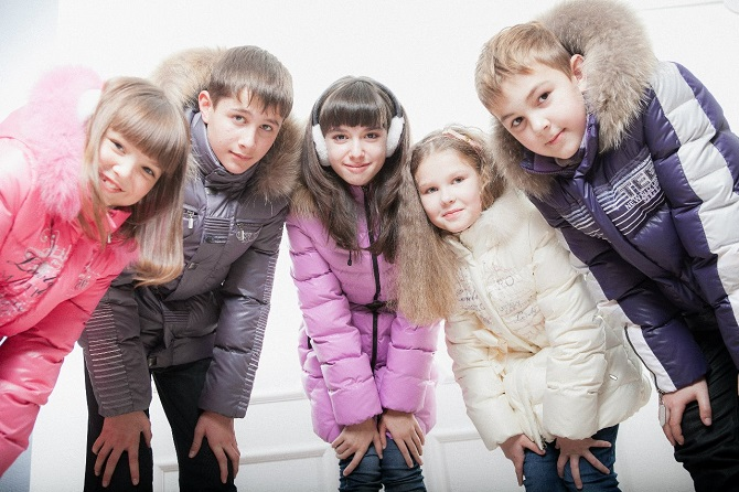 Детская одежда GnK