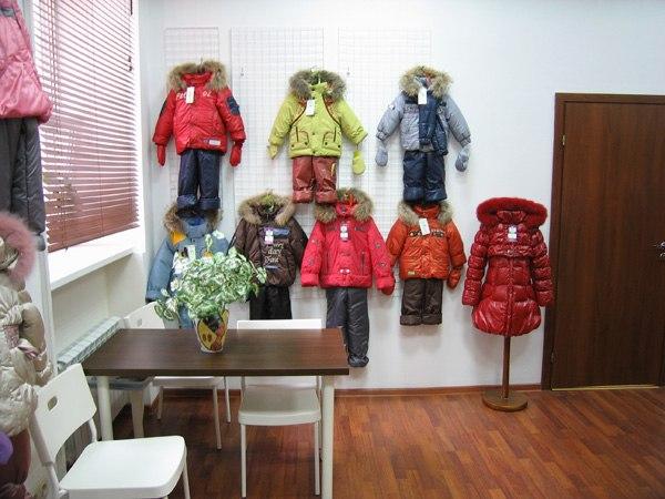 фабрика детской верхней одежды Ариадна-96