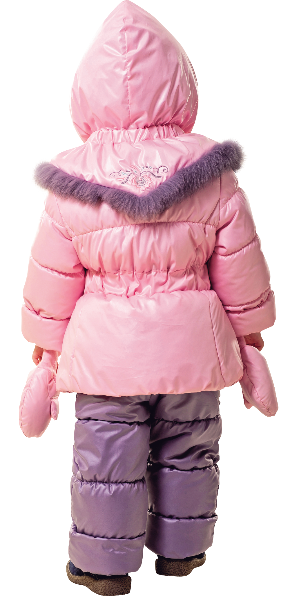 Куртка ветровка с отстегивающимся пуховым пакетом парка монклер с чернобуркой
