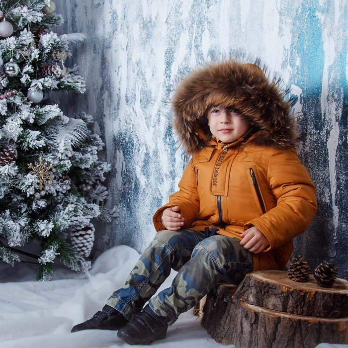 детская верхняя одежда GnK оптом