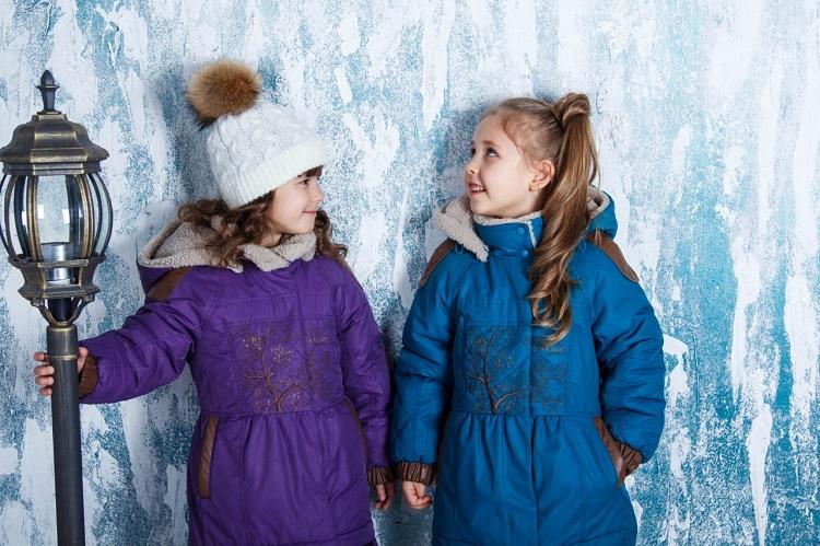 детская российская одежда для девочек