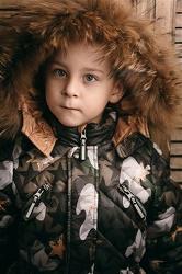 детские зимние комбинезоны