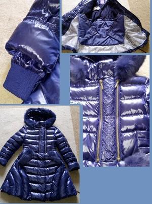 детское пальто gnk
