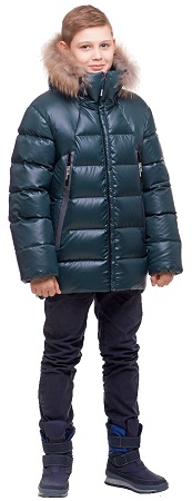 Куртка для мальчика З-688