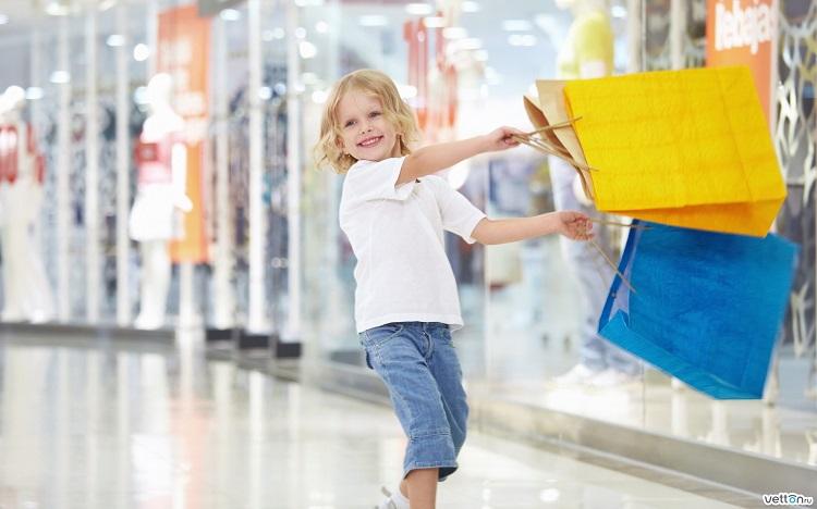 как продавать детям