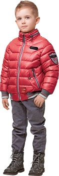 Куртка для мальчика С-555