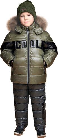детский зимний костюм для мальчика gnk