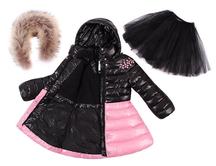 Пальто для девочки ЗС-775