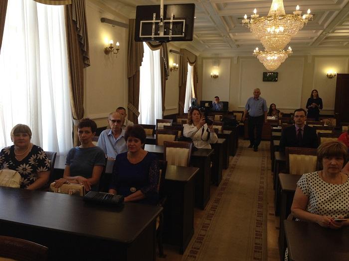 Лучшие работники ООО «Ариадна-96» фото