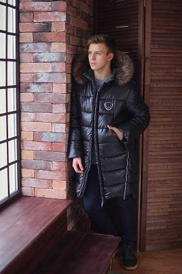 зимние куртки для мальчика оптом gnk фото