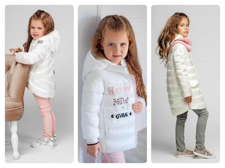 белая одежда для девочек фото