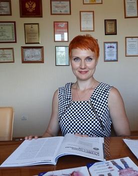 Кабаргина Ольга фото