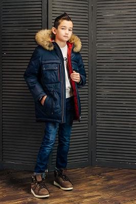 Куртка для мальчика ЗС-832 фото