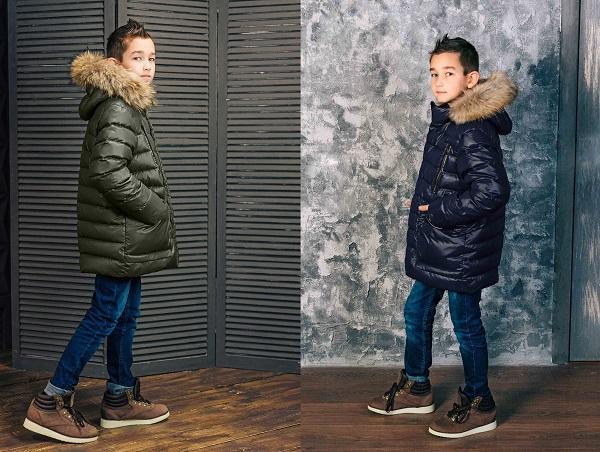 Куртка для мальчика З-831 фото