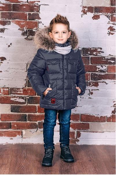 Куртка для мальчика ЗС-830 фото