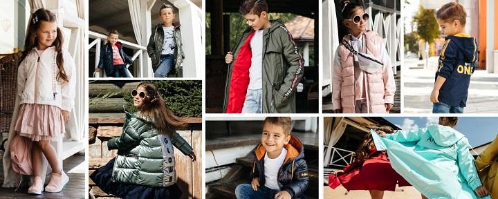 детская весенняя одежда gnk 2020 фото