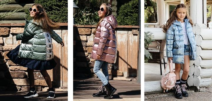 куртки на девочку С-666 фото