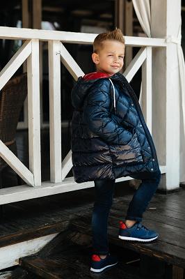 куртка для мальчика С-674 фото