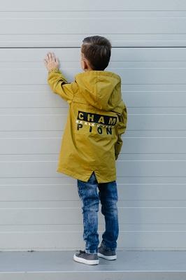 ветровка для мальчика С-697 фото