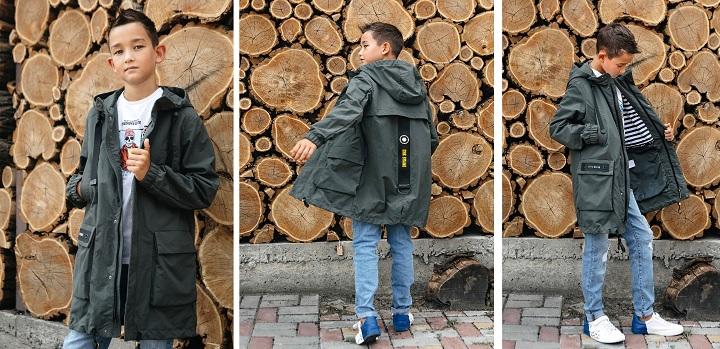 ветровка С-698 для мальчика-подростка фото