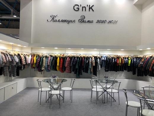 зимняя детская одежда gnk 2020-2021