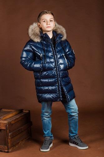 Куртка для мальчика З-889 фото