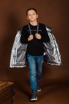 Куртка для мальчика ЗС-887 фото
