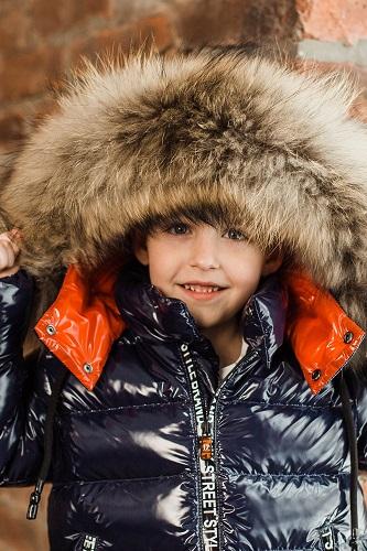 Куртка для мальчика З-885