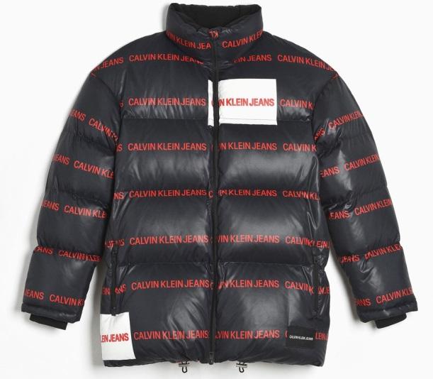 стеганая куртка Calvin Klein Jeans