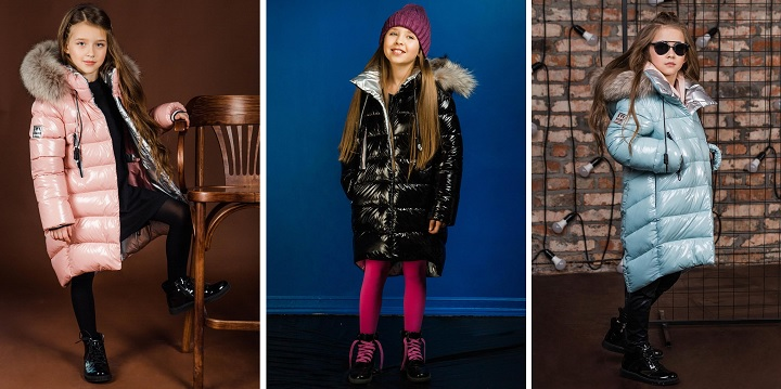 Пальто для девочки ЗС-870