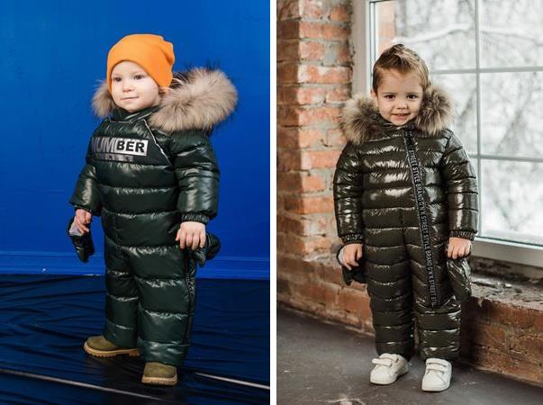 детская верхняя одежда для новорожденных gnk