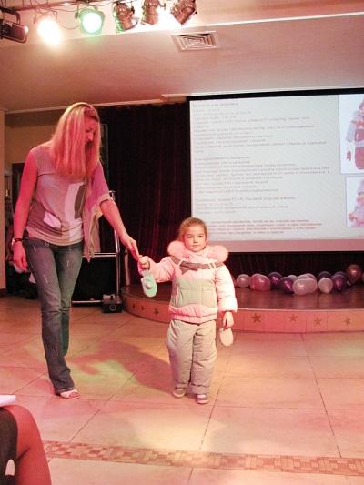презентация зимнего комплекта для девочки зима 2011-2012