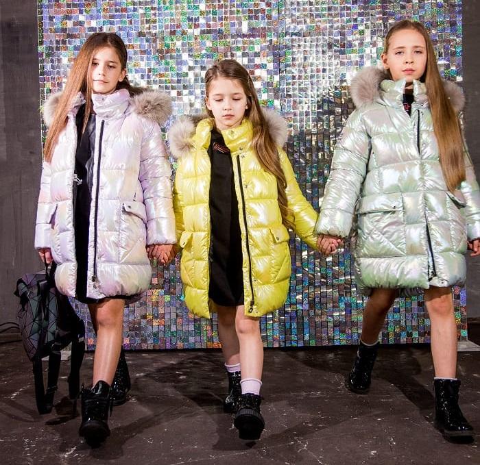 Пальто для девочки ЗС-872