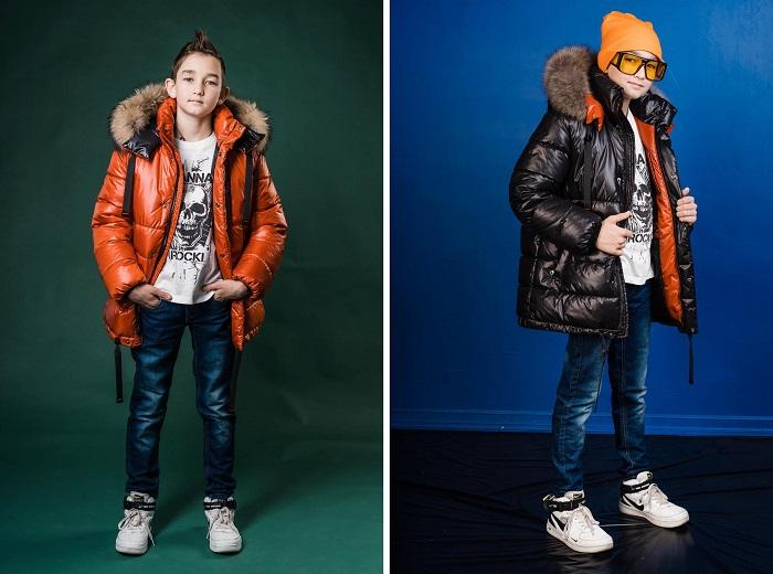 Куртка для мальчика ЗС-890