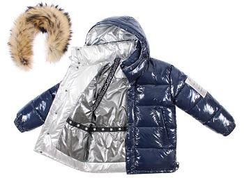 куртка для мальчика gnk для мальчика с подкладой