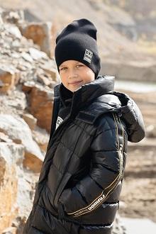 шапка бини для мальчика