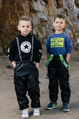 брюки для мальчика С-729