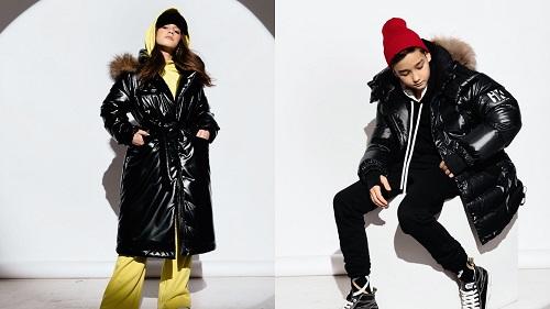 детская зимняя одежда gnk 2021