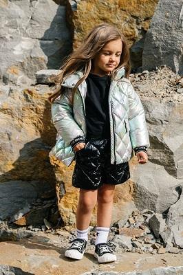Куртка для девочки С-708