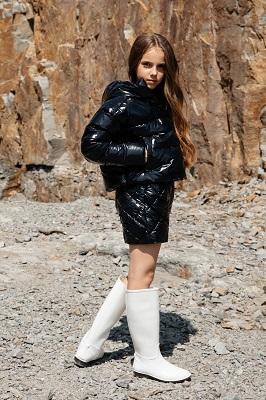 Куртка для девочки С-713