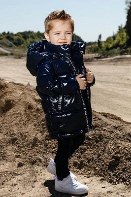 демисезонная куртка для мальчика С-714