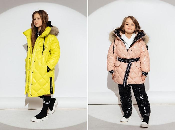 детская лаковая одежда gnk