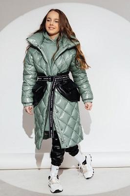 зимнее пальто gnk