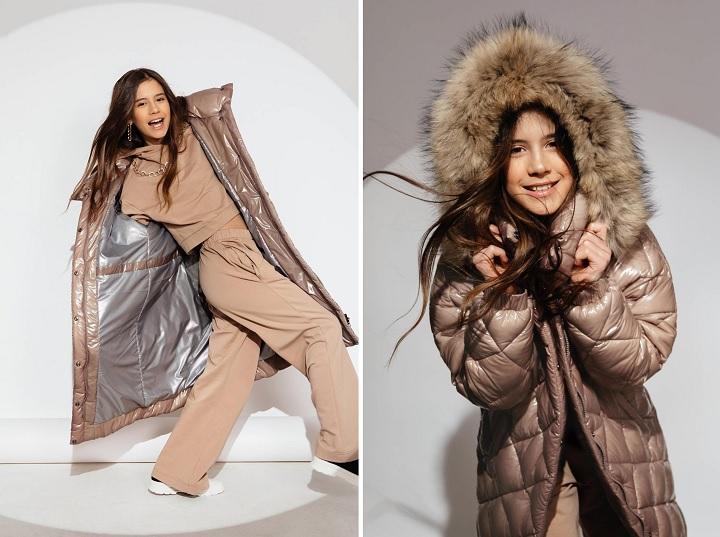 Пальто для девочки ЗС-923