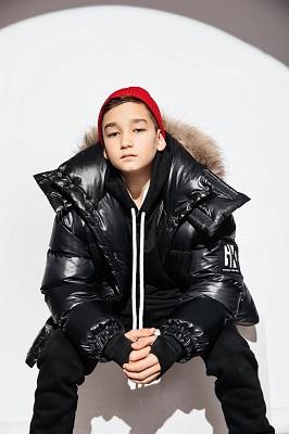 куртке для мальчика-подростка З-934/1