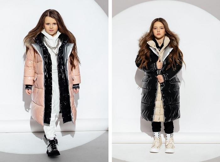 пальто для девочки 917