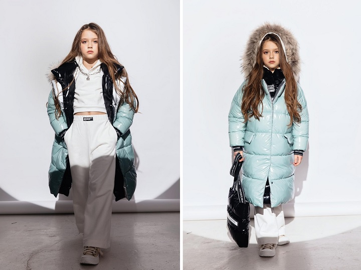 пальто для девочки ЗС-917