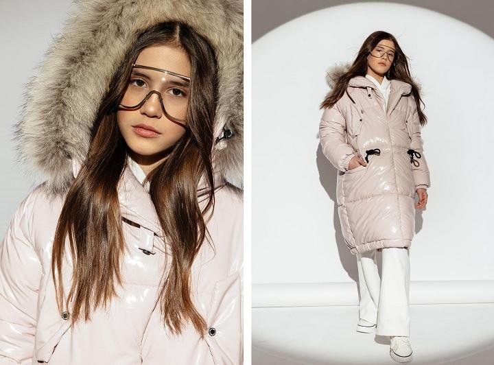 Пальто для девочки ЗС-922