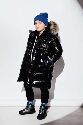 зимняя куртка для мальчика ЗС-914